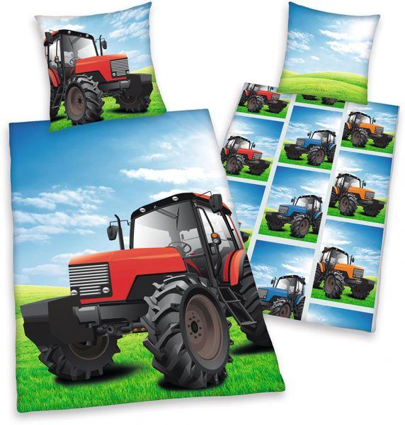 Herding Povlečení Traktor