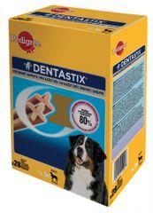 Pedigree priboljški Denta Stix, veliki, 28 kosov - Poškodovana embalaža