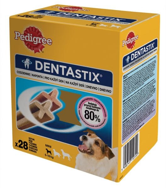 Pedigree Denta Stix small pack 28 ks