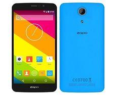 Zopo Color S5, ZP351, Blue
