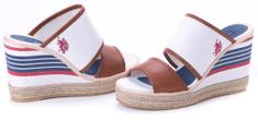 U.S. POLO ASSN. dámské pantofle Nunzia