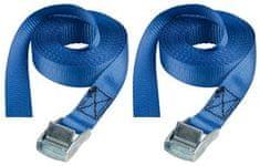Master Lock SET 2 x upínací pás 2,5m x 25mm