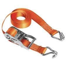 Master Lock Upínací pás s ráčnou a háky 4.50m x 35mm
