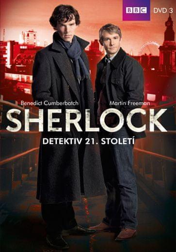 Sherlock - I. série, díl 3. - DVD