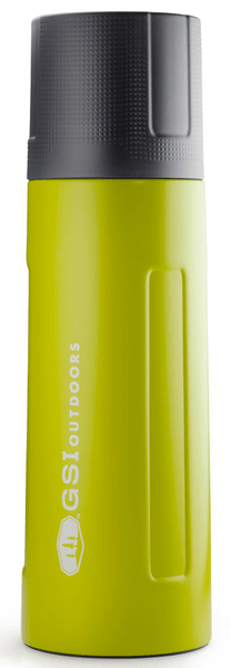 Gsi Glacier Stainless 1 L Vacuum Bottle Green