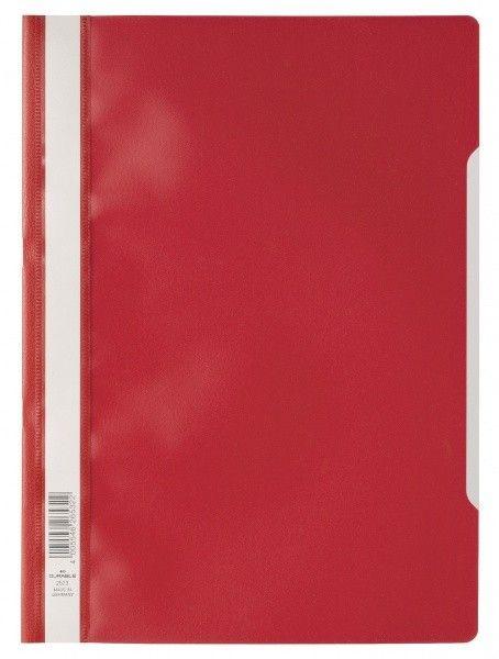 Rychlovazač plastový červený