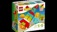 LEGO Duplo 10815 Moja Pierwsza Rakieta