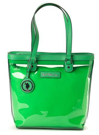 U.S. Polo Assn. ženska ročna torbica zelena uni