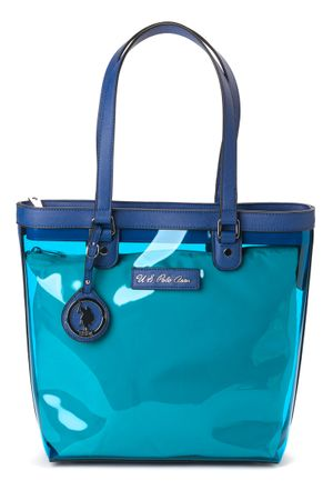 U.S. Polo Assn. ženska ročna torbica modra uni