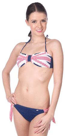 Pepe Jeans ženske kopalke English Swim XL večbarvna