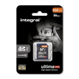 Integral memorijska kartica SDHC UltimaPro 8 GB, Class 10 U1