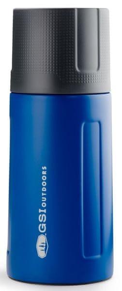 Gsi Glacier Stainless 0,5 L Vacuum Bottle Blue