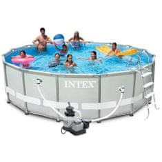 Intex 28324NP Ultra Frame csővázas medence 4,88x1,22m