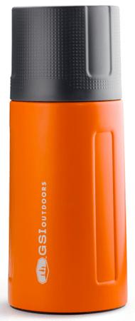 Gsi termos Glacier Stainless 0,5 L Vacuum Bottle Orange