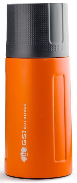 Gsi Glacier Stainless 0,5 L Vacuum Bottle Orange