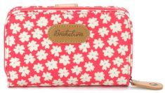 Brakeburn portfel damski czerwony