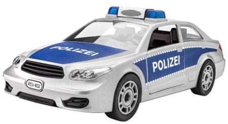 REVELL Junior Kit auto 00802 - Wóz policyjny 1:20