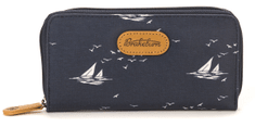 Brakeburn portfel damski niebieski