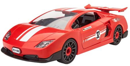 REVELL Junior Kit auto 00800 - Samochód wyścigowy 1:20