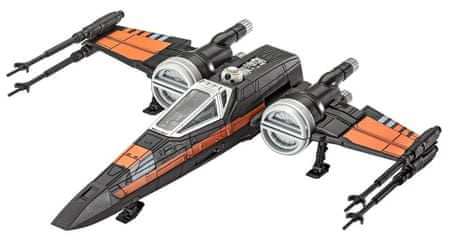 REVELL Build & Play Star Wars Poes X-Wing Fighter 06750