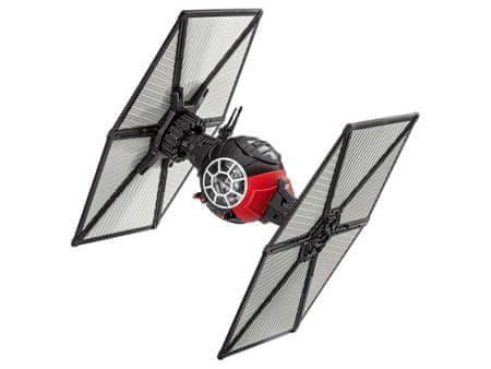 REVELL Build & Play 06751 Star Wars Első rendi TIE/sf vadász Modell készlet