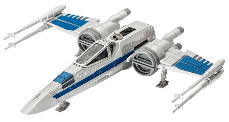 Revell Build & Play SW 06753 - Resistance X-wing Fighter
