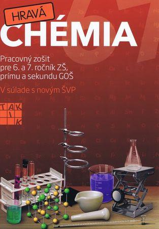 Kolektív: Hravá chémia 7