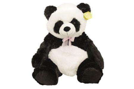 Unikatoy sedeča panda 24732, 50 cm