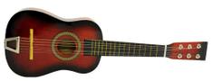 Unikatoy kitara lesena mala 60 cm (22289), temno rjava