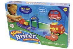 Unikatoy set Super Driver 24518, enojni