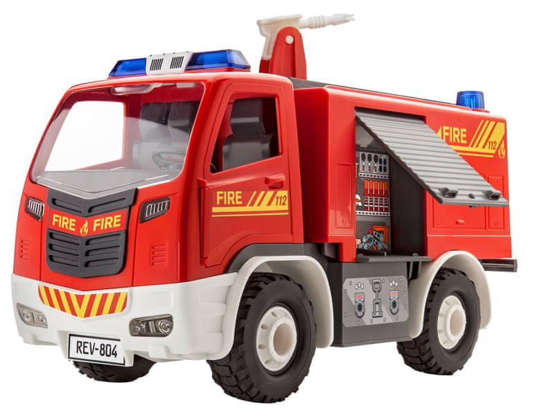 Revell Junior Kit auto 00804 - Fire Truck (1:20)