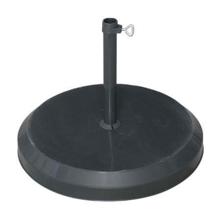 Doppler Betonový sokl 20 kg černá
