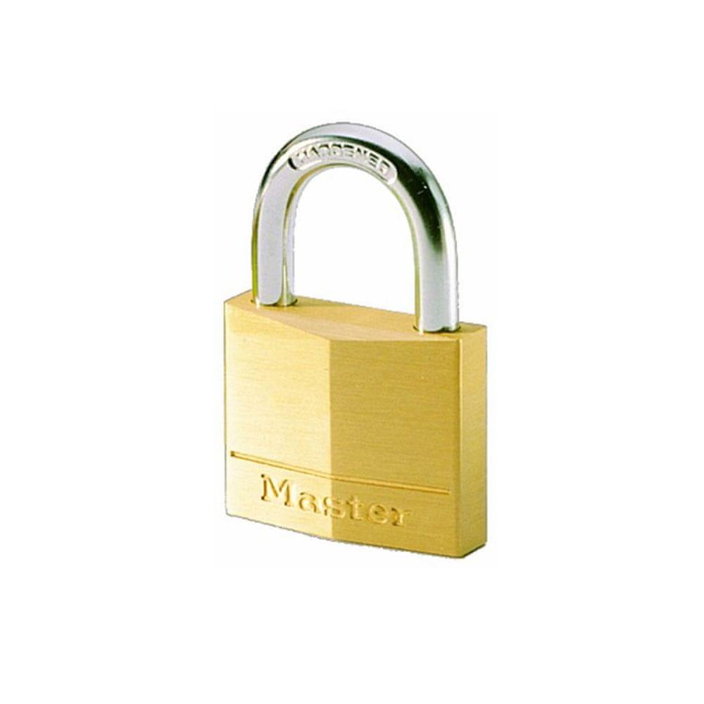 Master Lock Visací zámek mosazný 30mm (130EURD)