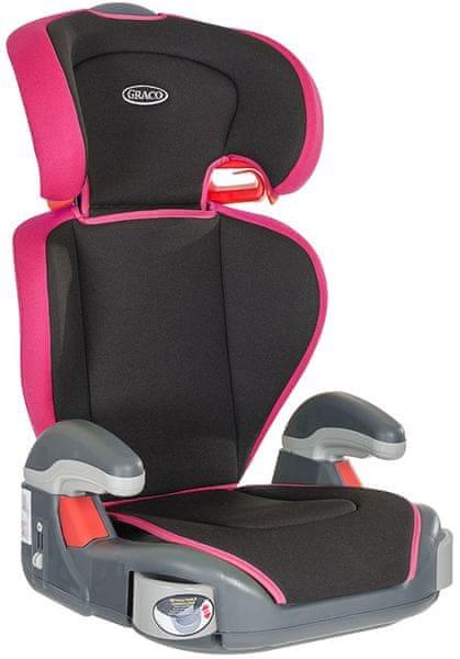 Graco Junior Maxi 2016, Sport Pink