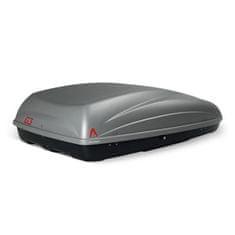 G3 krovni kofer Krono 320, crno-sivi