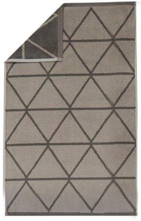 Framsohn Triangle Törölköző, 50 × 100 cm, Bézs