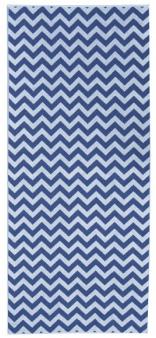 Framsohn brisača za na plažo Chevron, modra