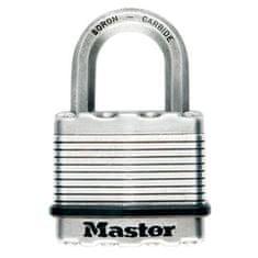 Master Lock Visací zámek Excell, vrstvená ocel, 45mm (M1EURDLH)