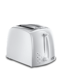Russell Hobbs toster Textures White 2SL, 21640–56