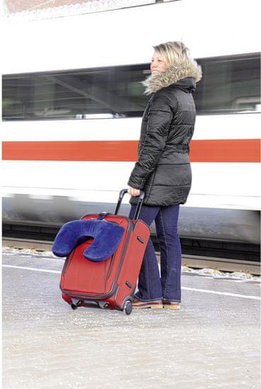 HAMA 2v1 cestovný vankúšik