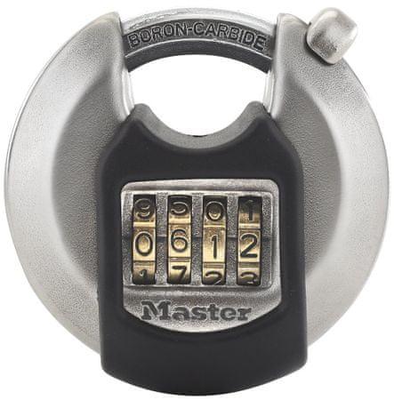 Master Lock Zámok s číselným kódom Excell 70mm (M40EURDNUM)