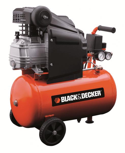 Black+Decker BD 205/24 + 6-ti dílná přípojná sada ZDARMA!