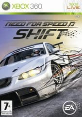 EA Games Need for Speed Shift (Xbox 360)