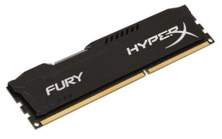 Kingston pomnilnik HyperX Fury 8 GB, 1600 MHz DDR3L, CL10