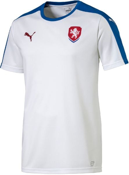 Puma Czech Republic Away Replica B2B Shirt white XXL