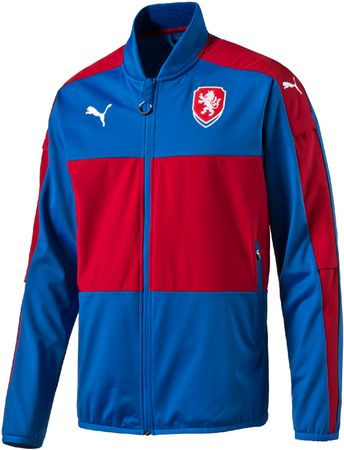 Puma kurtka Czech Republic Stadium Jacket puma royal S
