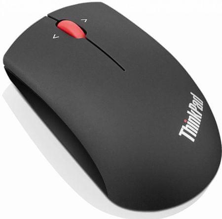 Lenovo brezžična miška ThinkPad Precision, črna