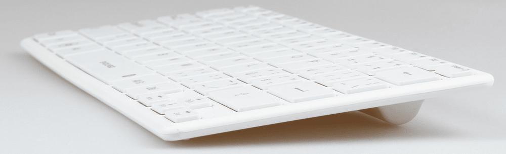 Evolveo WK29W Bluetooth klávesnice - rozbaleno