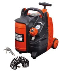 Black+Decker kompresor BD 195/5-MY-T