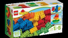 LEGO DUPLO 10623 Zestaw kreatywnego budowniczego